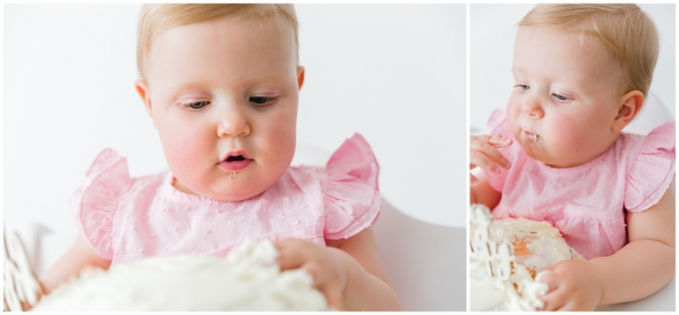 cake smash first birthday