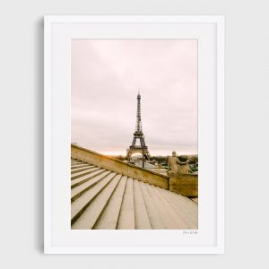 photograph Eiffel Tower 2