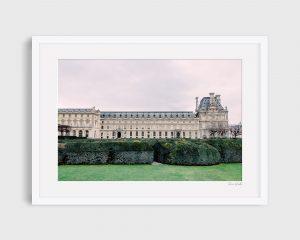 photograph Louvre Museum 1 - Du Louvre