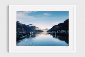 Photograph of Switzerland 2 - Lucerne Waters