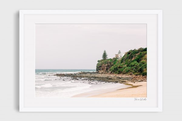 Moffat Beach photographic print