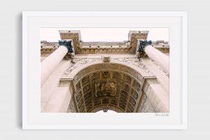 photograph Arc Du Carrousel 1 - Regal