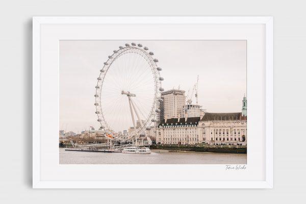 photograph of London Eye - Capsule
