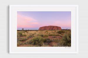 Photograph of Uluru 2 - Layers of Light