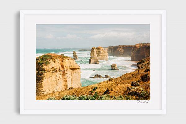 photograph Twelve Apostles 1 - Rising