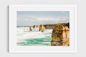 photograph Twelve Apostles 2 - Limestone Splendor