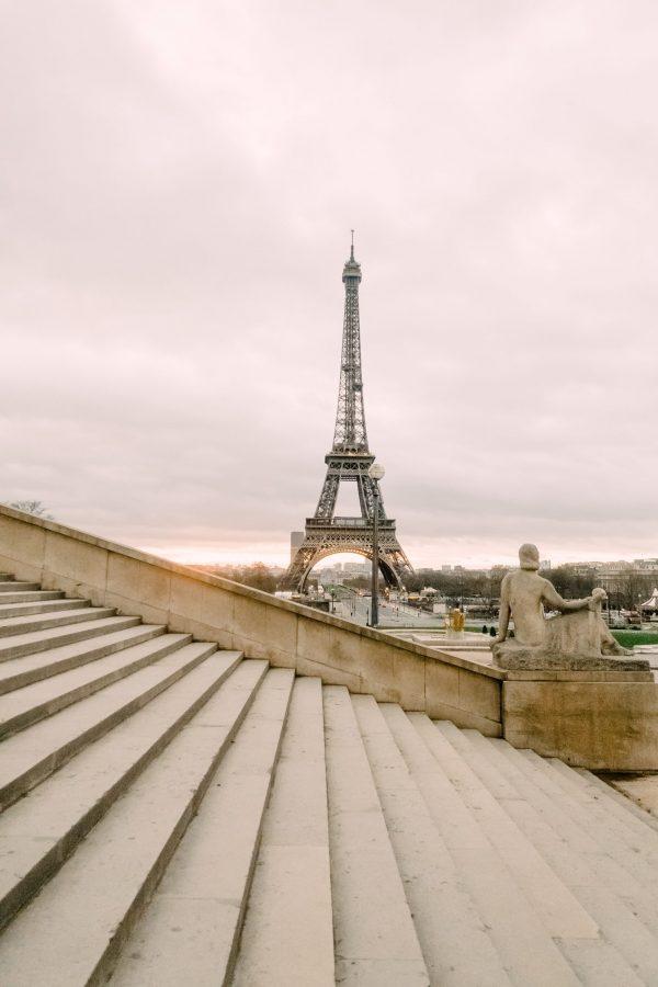 photograph Eiffel Tower 2