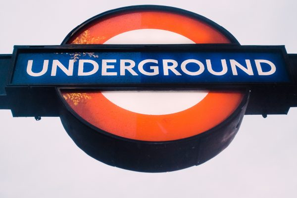 photograph of London Underground - Mind the Gap