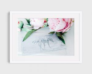 gift card Tania Wicks Photography