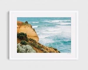 photograph of great ocean road - Surge
