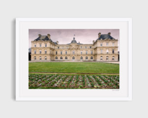 jadin du Luxembourg Palace Luxembourg Paris