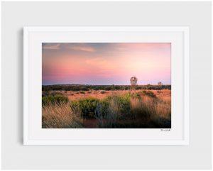 Photograph of Uluru 3 - Lone Ranger