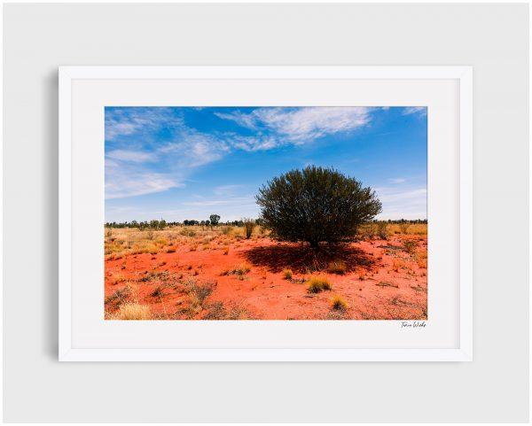 Photograph of Uluru 5 - Shelter