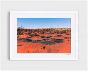 Photograph of Uluru 8 - The Burning