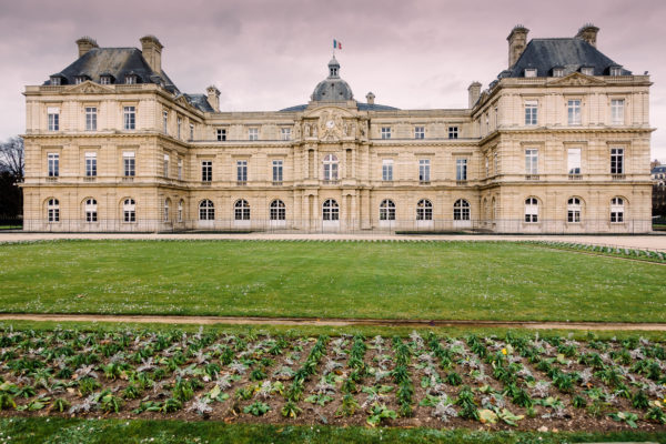 jadin du Luxembourg Palace Luxembourg Paris