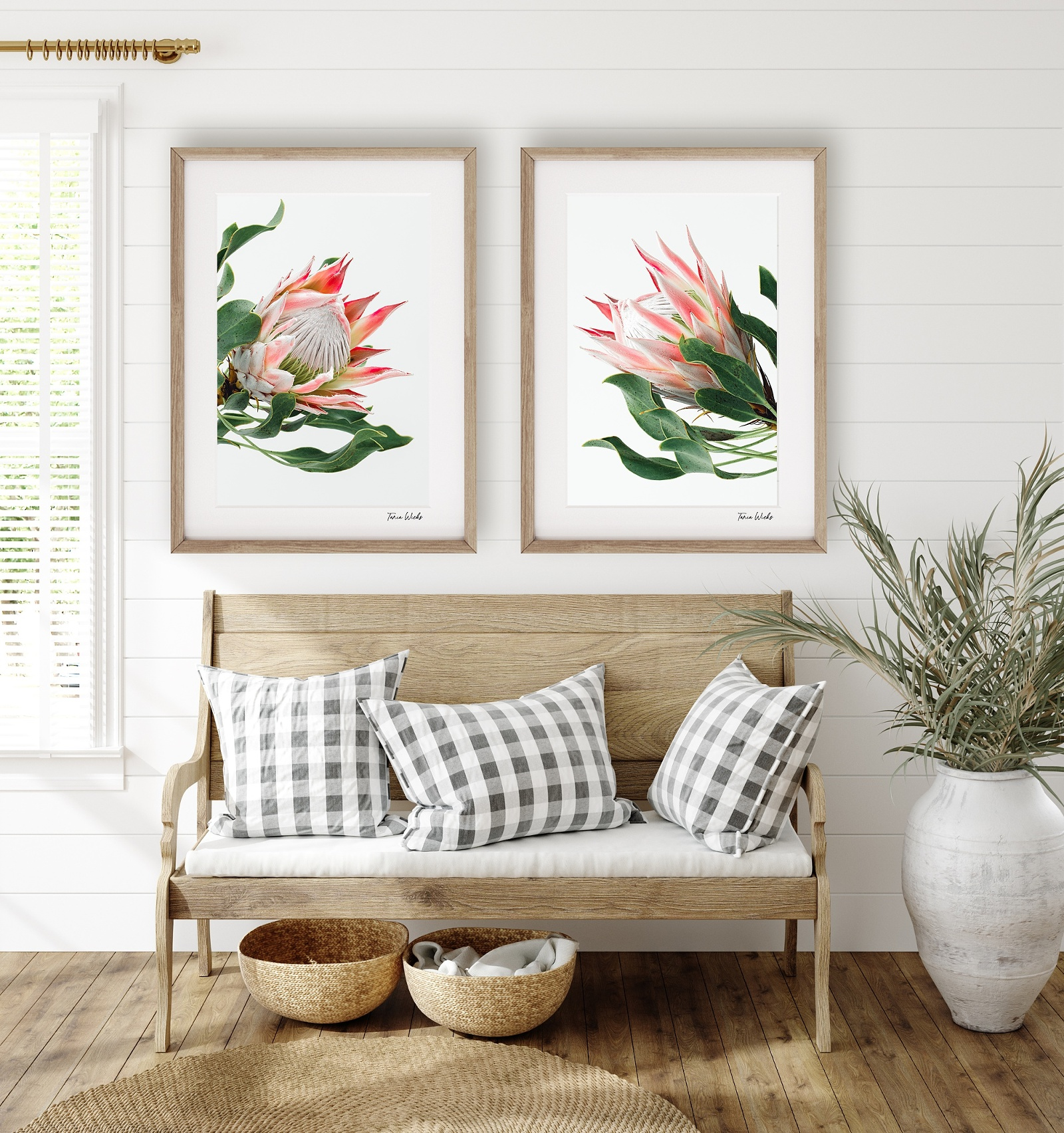Duo_styled_king_protea_print