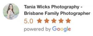 Tania Wicks Photography Google Reviews
