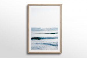 Photograph of Moffat Beach Blue Crush