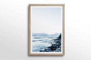 Photograph of Moffat Beach First Light